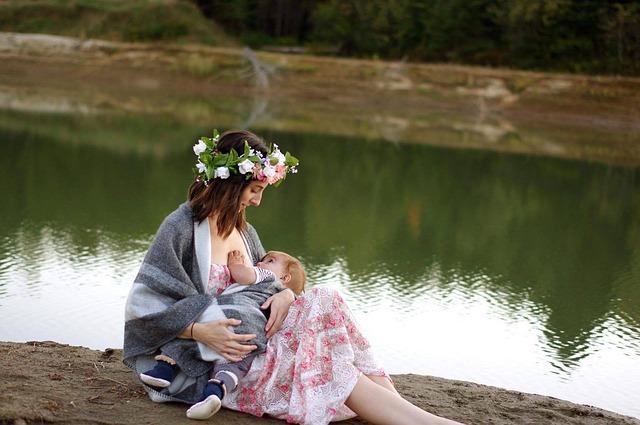 back pain breastfeeding